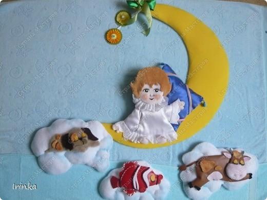 Спят усталые игрушки.... Одеяла и подушки ждут ребят..... фото 1