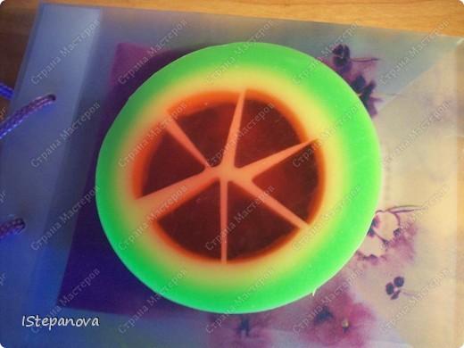 Ментоловый апельсин фото 1