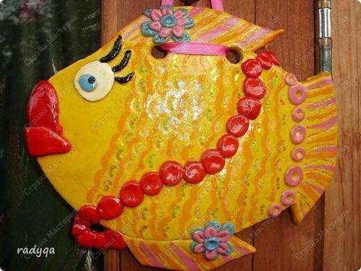 Рыбка Гламуринка фото 1
