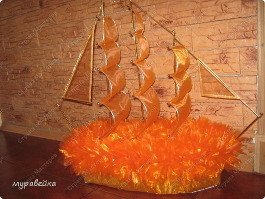 Мои первые кораблики)) фото 2
