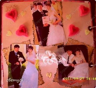 Свадебный альбом фото 19