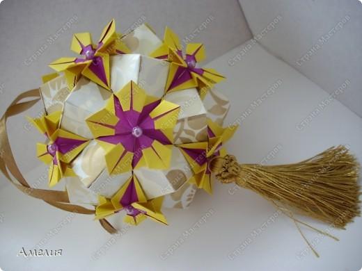 Esfera Estrella Flor+МК фото 31