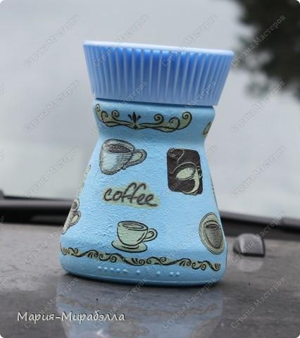 Баночка для кофе фото 2
