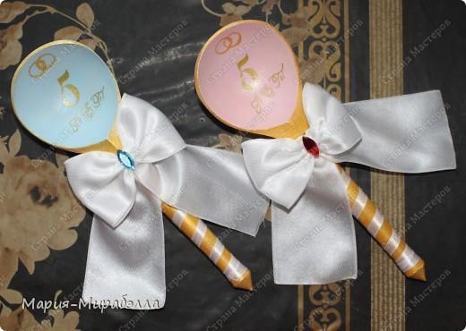 Подарок к деревянной свадьбе своими руками