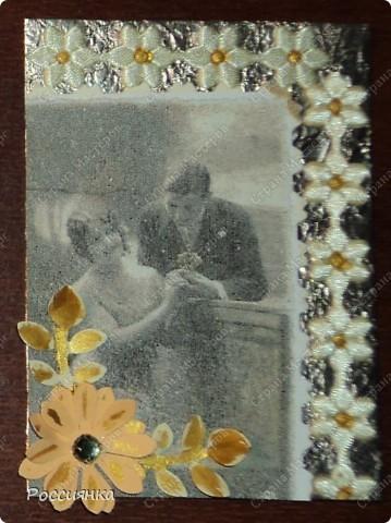 """Таки проба винтажа. От фона серии """"СССР"""" остались кусочки с мотивами в серию не вписавшиеся. Картинки одинаковые, оформление разное. Результат неоднозначный, на мой взгляд. Кредиторы: ЛеНкина,   bagira1965, Оленьки, Бурьянова Елена, ШМыГа.  Девочки, прошу отписаться в любом случае. фото 5"""