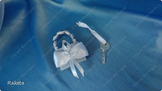 Одна моя приятельница  заказала мне свадебный набор для своей подруги из Волгограда.  фото 9