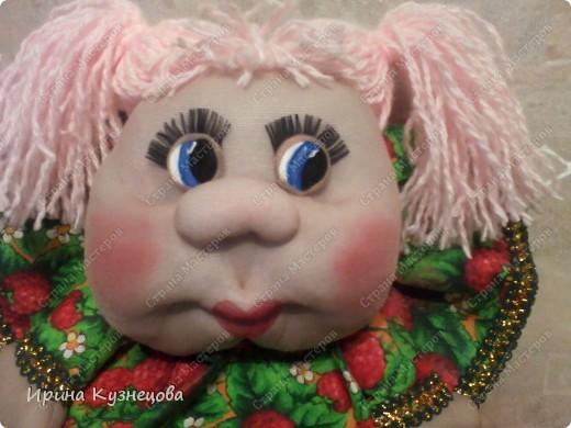 Ягодка,розовощёкая девчёнка)) фото 2