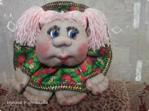 Ягодка,розовощёкая девчёнка)) фото 1