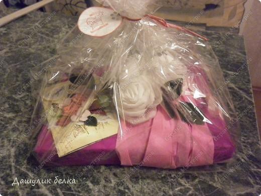 подарочек сотруднице) фото 3