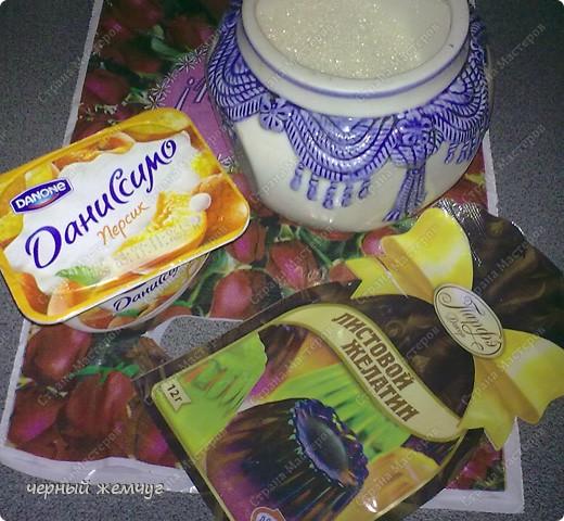 Домашний йогурт фото 2