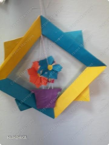 Рамка и цветок фото 4