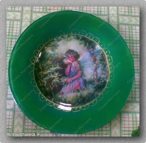 использованы принтерные распечатки и акриловые краски фото 1