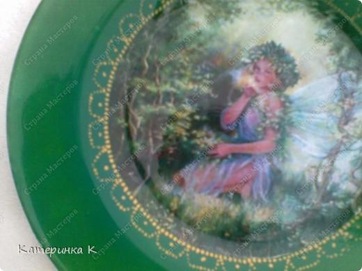 использованы принтерные распечатки и акриловые краски фото 2