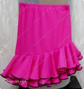"""Вот несколько платьев для танцев  латиноамериканской программы. Это платье немного украшено канзаши, по юбке бахрома( """"лапша"""" - так ее танцоры называют) фото 10"""