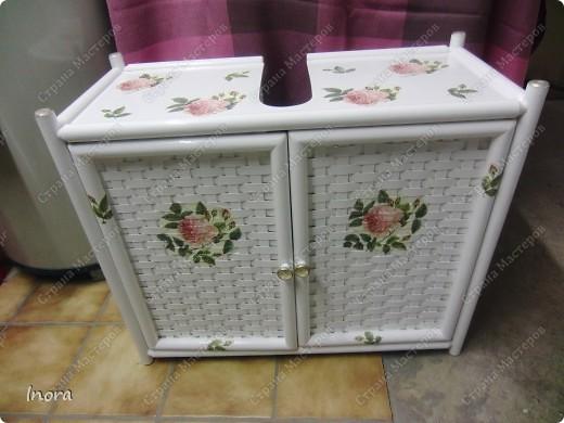 Мебель для ванной комнаты фото 1