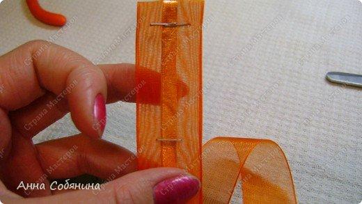 Красивые упаковочные бантики своими руками будут отличным дополнением к вашему подарку. И не нужно идти в магазин) фото 7
