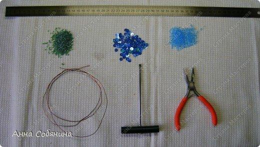 Цветы из пайеток. Вот такие цветочки можно использовать как самостоятельный букет или добавлять в готовую композицию для украшения. фото 2