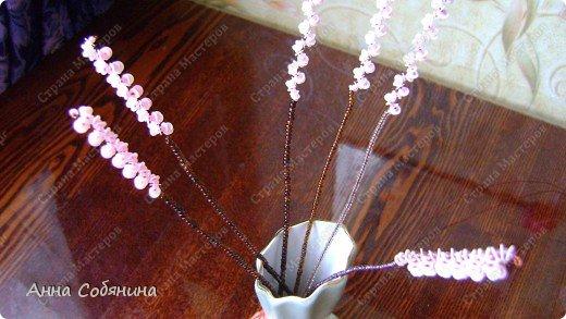 Цветы из пайеток. Вот такие цветочки можно использовать как самостоятельный букет или добавлять в готовую композицию для украшения. фото 21