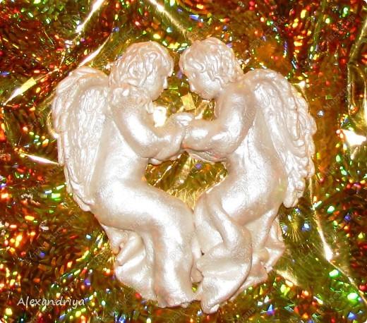 Ангелочки с сердцем.  фото 2