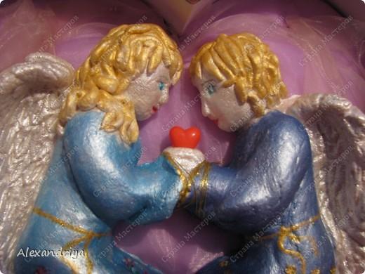 Ангелочки с сердцем.  фото 4