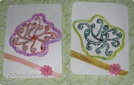 На такую серию меня вдохновила моя подруга из седьмого класса Жукова Кристина. Она любит рисовать такие узоры. Половину узоров сделала я, половину Кристина. Первая выбирает Дарёнка, если понравится. фото 4