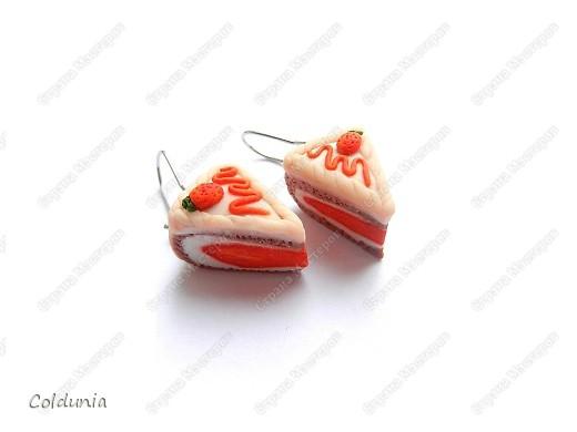 серьги-тыковки)каждая размером с 1рублевую монету))) фото 3