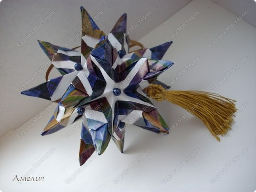Кусудама Estrella MAPA  фото 2