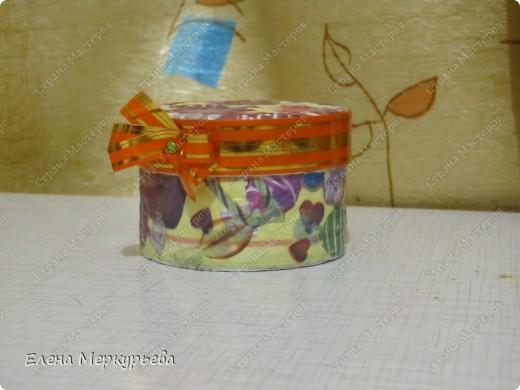 Коробочка для конфет фото 1