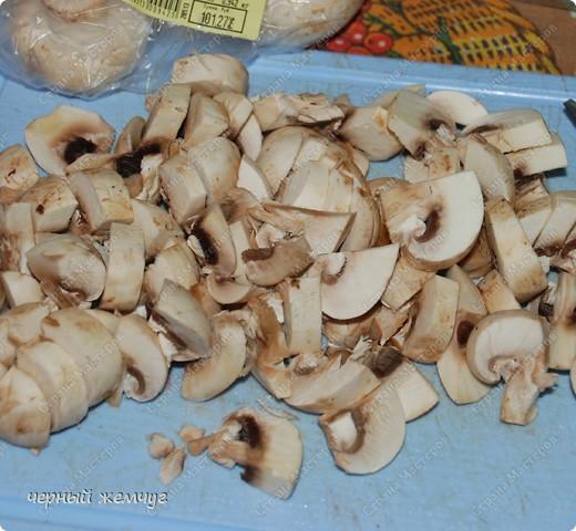 Суп грибной фото 2