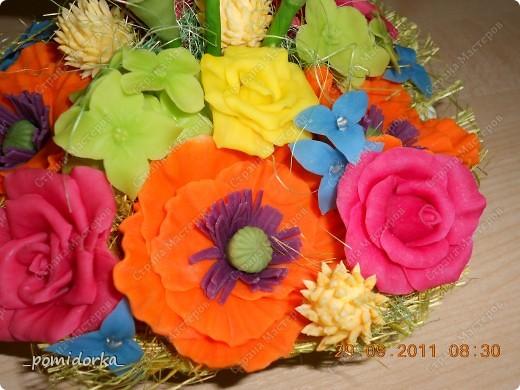 розы,маки, каллы фото 4