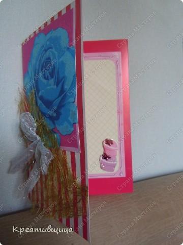 """Что то меня """"пробило"""" на открытки))))...оказывается,их так интересно сочинять)))....Фрагмент к фрагменту....и в итоге, получается целая композиция)))...... фото 3"""