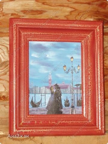 """Набор """"Лаванды аромат"""" Основа - стекло, деверо, салфетки 2-х видов, акриловые краски, пастель фото 10"""