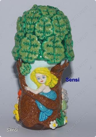 Баночка-дерево фото 6