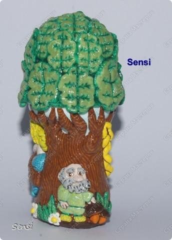 Баночка-дерево фото 5