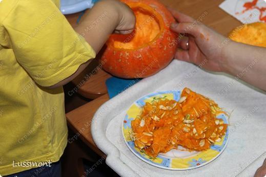 Праздновали мы Хэллоуин в нашей школе 31 октября, но т.к. я готовила МК времени не хватало, чтобы поделиться с вами.   фото 5