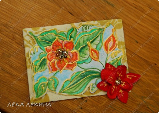 Эта карточка не для обмена. Сделала ее для Dasha.99 Надеюсь понравится. Если нет,то отдам в обмен:) Дашенька отпишись пожалуйста. Или все-таки Теддиков сделать?