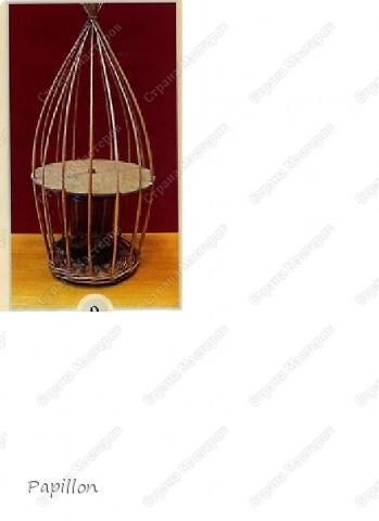 При плетении вазы задумалась о шаблонах, ведь не всегда под рукой нужные чашки, кастрюли... Проштудировав кучу страниц инета про лозоплетение, я сделала себе немного шаблонов из фанеры. Благо, что под рукой есть электроинструменты, времени на это затратила немного. фото 3