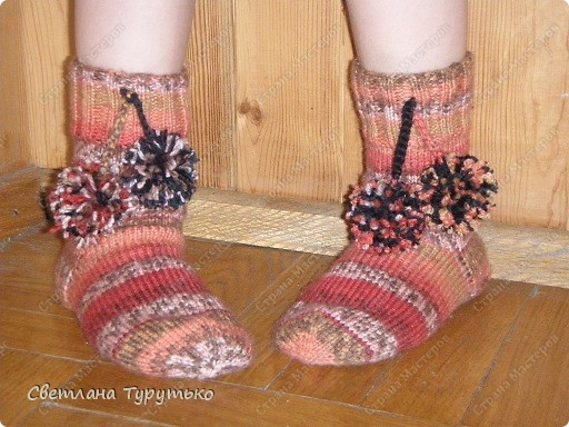 Как нашим ножкам тепло!!! фото 4