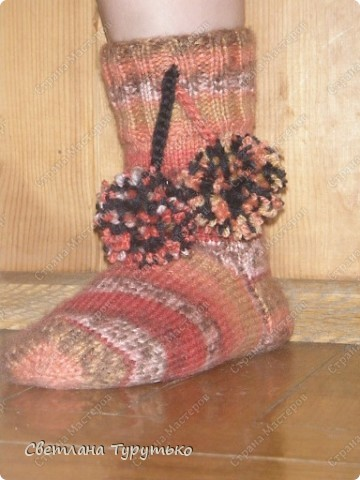 Как нашим ножкам тепло!!! фото 3