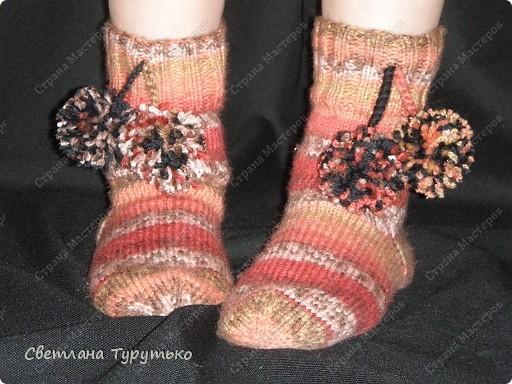 Как нашим ножкам тепло!!! фото 2