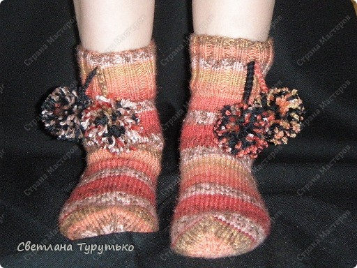 Как нашим ножкам тепло!!! фото 1