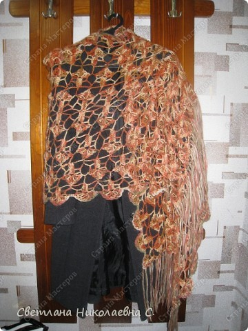 Две шали фото 4