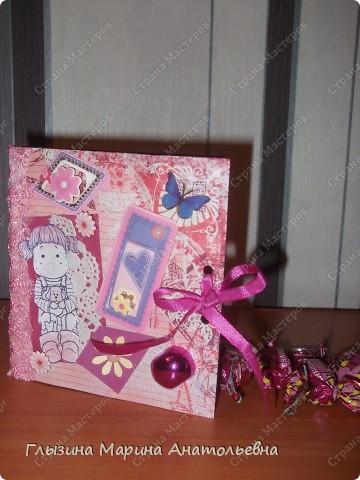 """Рада всех видеть!!!! Представляю для  вас """"Коробочку оригами для сладкоежки""""!!! Послужит хорошим подарком на любой праздник!!! фото 1"""