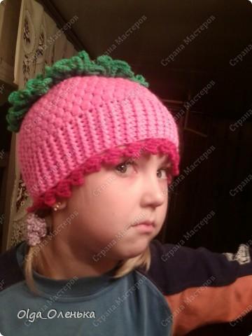 Ещё одна шапочка фото 1