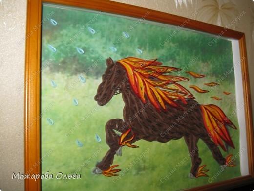 Огненная лошадь. фото 2