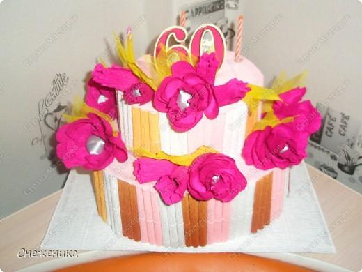 """Торт """"С юбилеем,детский сад!"""" фото 4"""
