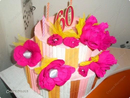 """Торт """"С юбилеем,детский сад!"""" фото 3"""