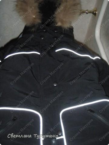 Куртка пошита по модели №20 из журнала Ottobre 1/2006 фото 7