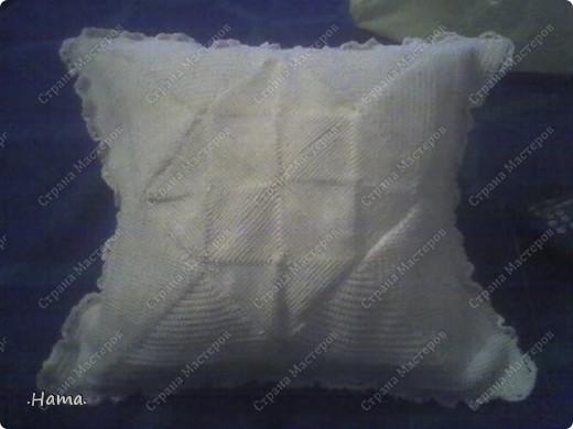 вот моя подушечка. фото 2