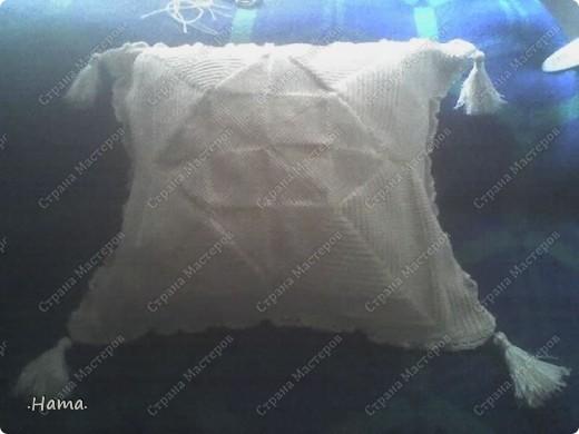 вот моя подушечка. фото 1